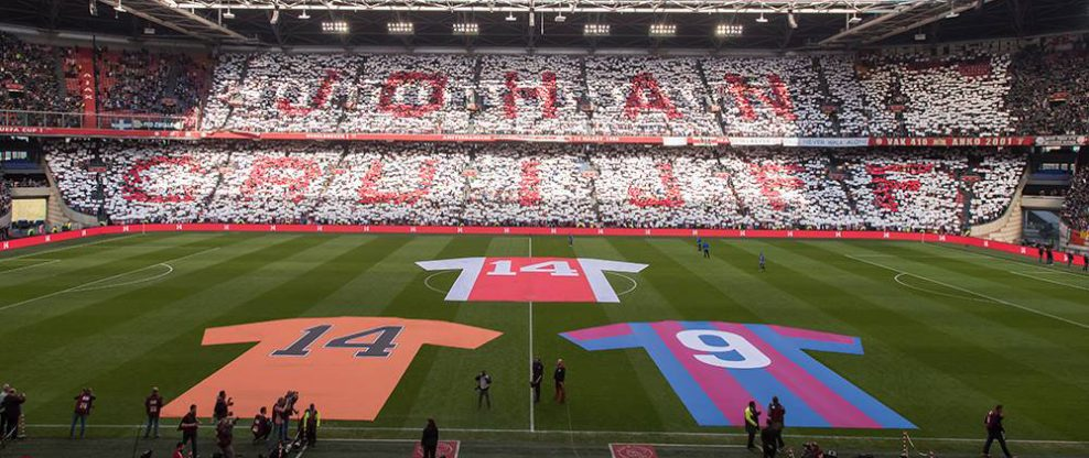 Amsterdam ArenA To Be Renamed Johan Cruijff ArenA