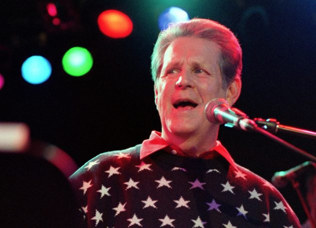 Brian Wilson Preps Holiday Tour
