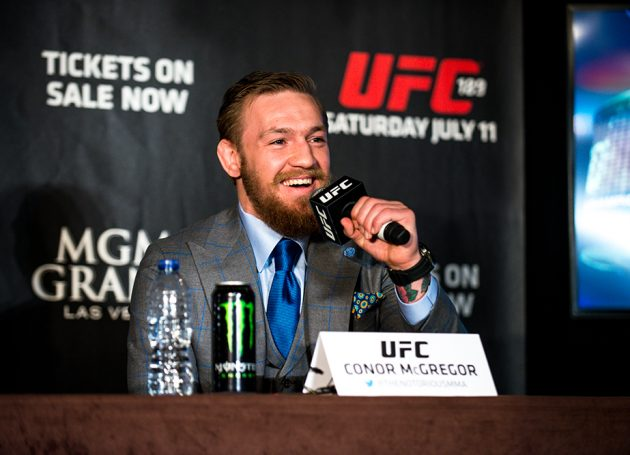 Update: UFC Champ Conor McGregor Facing Criminal Charges After Barclays Center Attacks