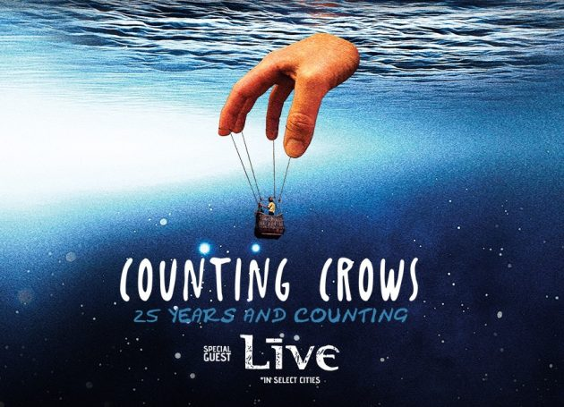 Counting Crows Launch '25 Years And Counting' Tour