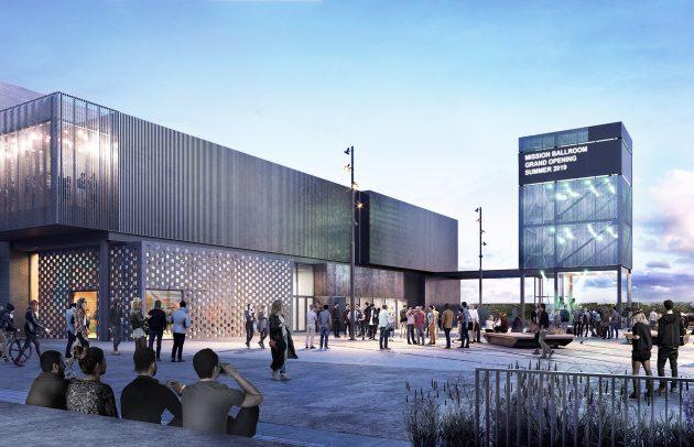 AEG Announces New Denver Venue