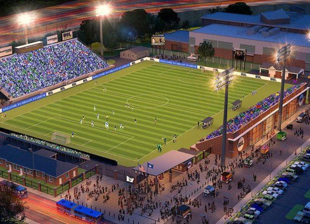 Hartford Approves Refurb Plan For Dillon Stadium