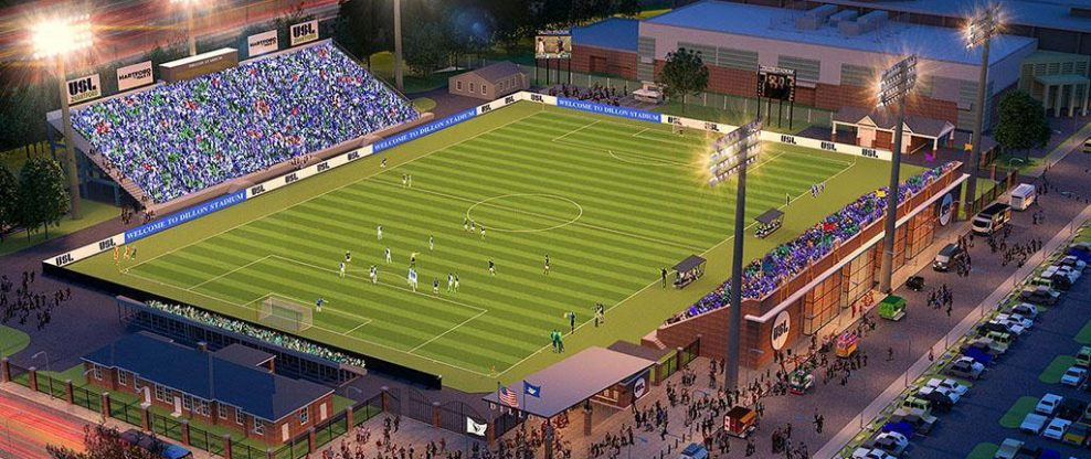 Hartford Approves Refurb Plan For Dillon Stadium