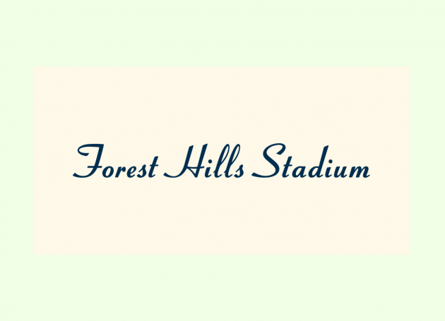 Forest Hills Stadium Shows Off Improvements
