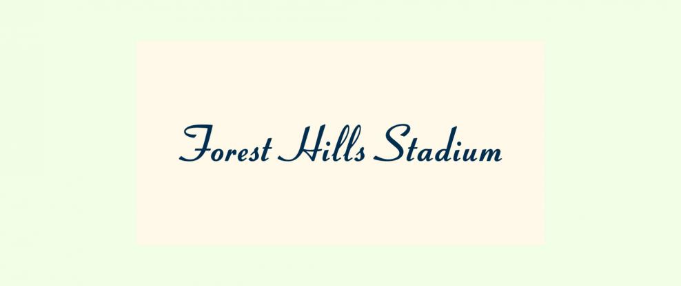 Forest Hills Stadium Shows Off Improvements