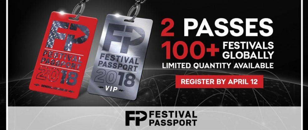 Live Nation Brings Festival Pass Program Back For 2018