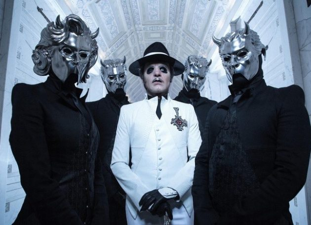Ghost Announces US Headlining Tour