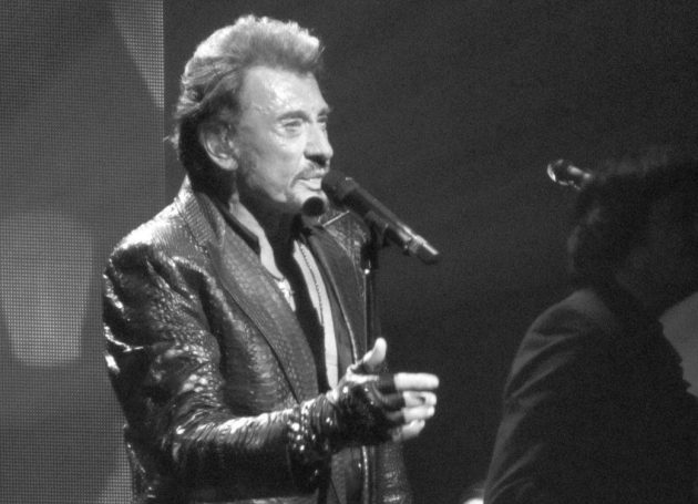 Johnny Hallyday's Family Battles Over The Late Rocker's Estate