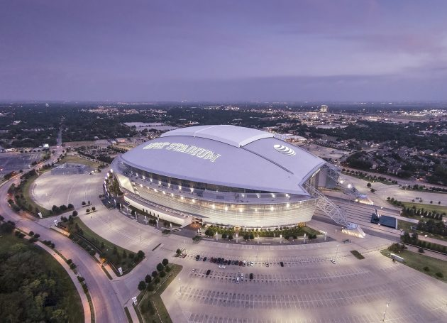 Kaboo, Jerry Jones Family Announce 'Kaboo Texas' for 2019 At AT&T Stadium