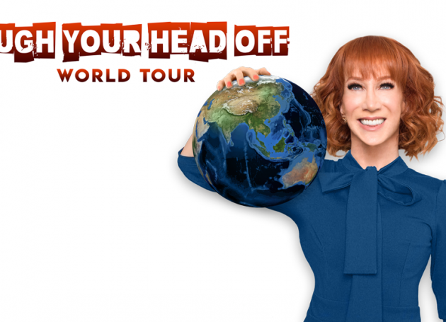 Comedian Kathy Griffin Announces North American Dates