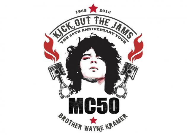 MC5 Announce 50th Anniversary Tour Dates