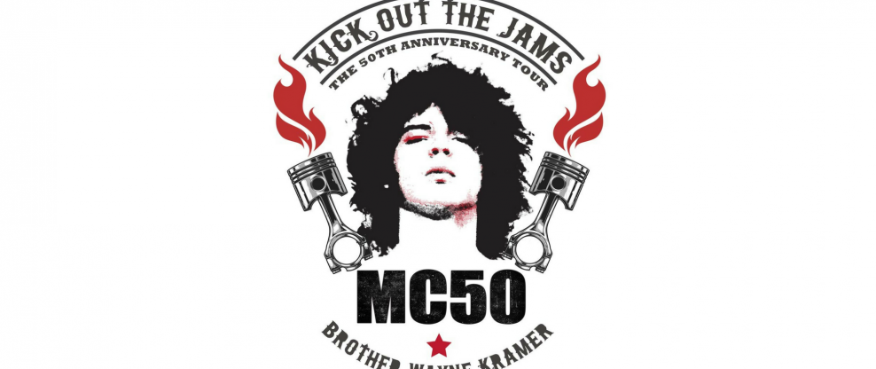 MC5 Announce 50th Anniversary Tour Dates