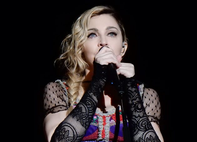 Madonna's 'Medellin' Single Plummets Early