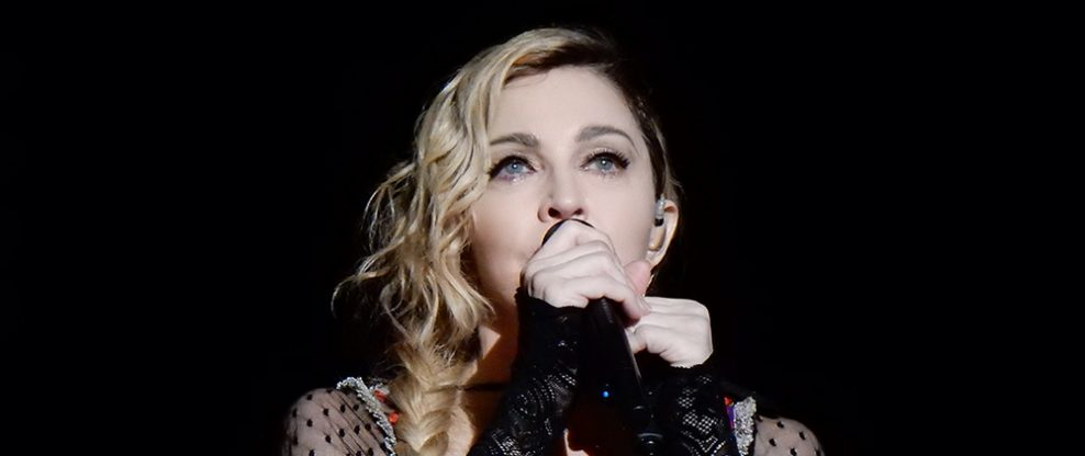 Madonna Says She Won't Bow 'To Fit Someone's Political Agenda'