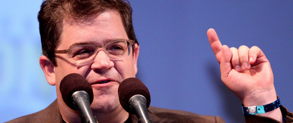 Patton Oswalt Has Some Questions For The 'Golden State Killer'