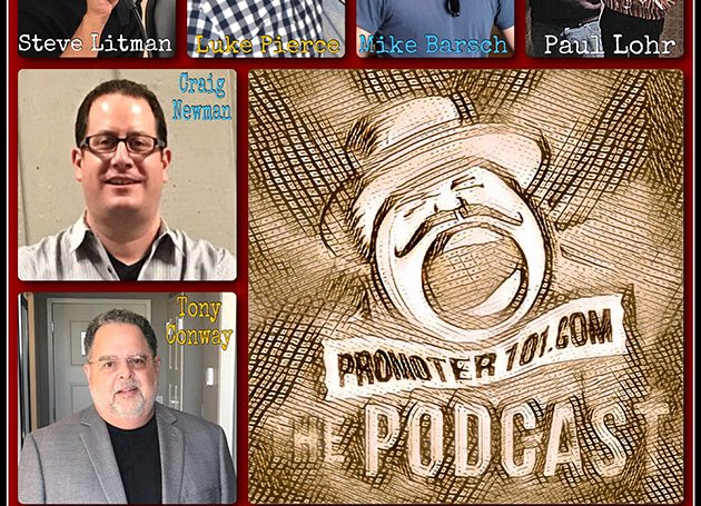 EPISODE #80: Conway Entertainment's Tony Conway, APA's Craig Newman, St. Louis Fox Steve Litman