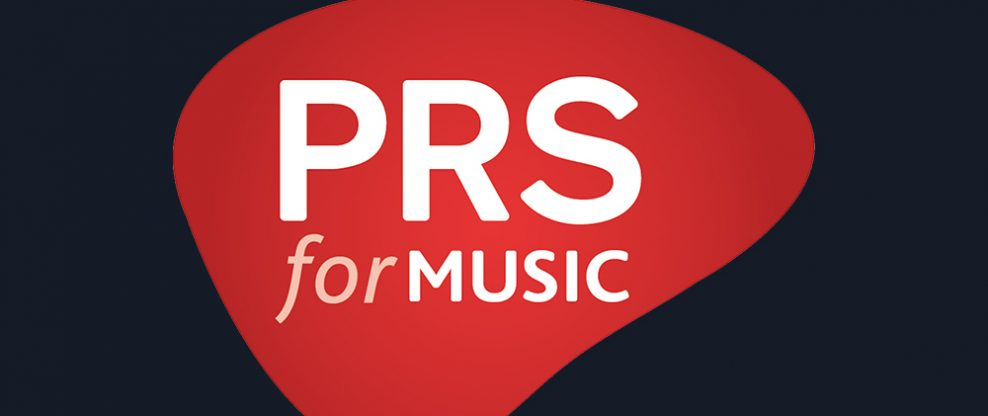 PRS For Music Announces New Licensing Deal For The Live Sector