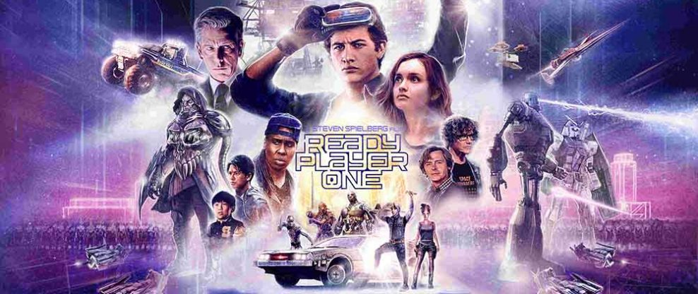 High Score For Ready Player One In Weekend Box Office