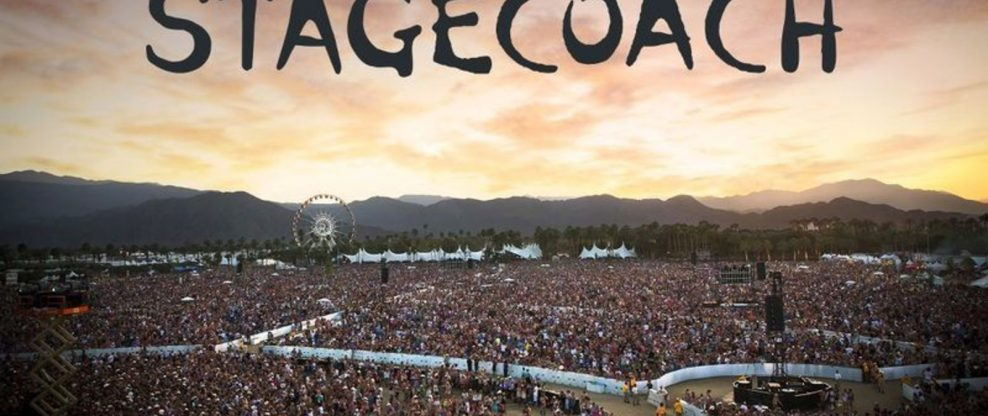SiriusXM To Broadcast Annual Stagecoach Country Music Festival Live To Air