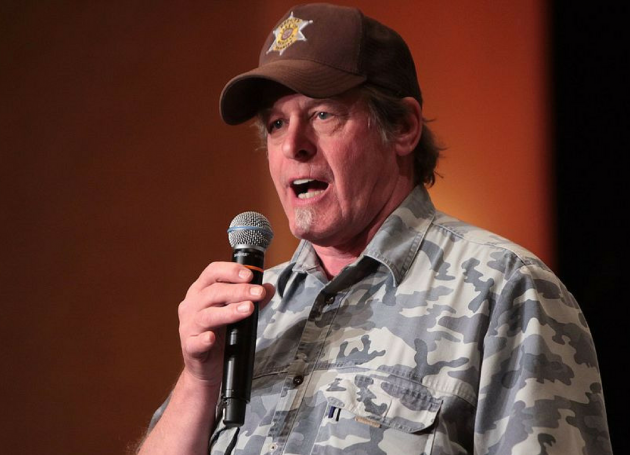 Ted Nugent Under Fire For 'Shooting' The Enemy