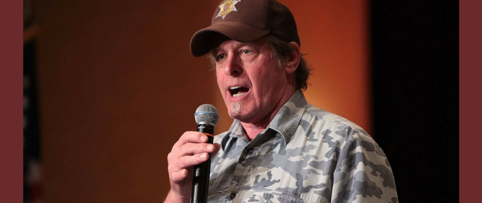 Ted Nugent: Gun Control Advocates Are 'Mushy Brained Children'