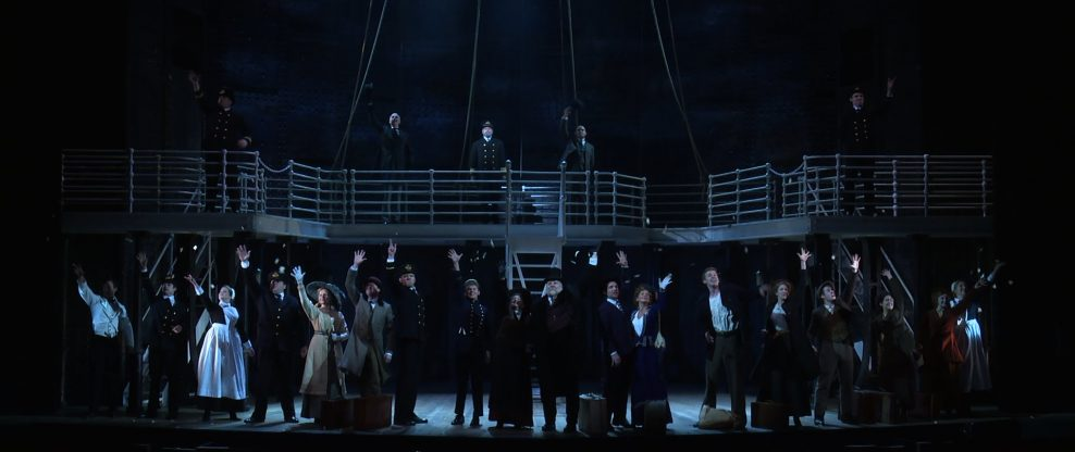 Titanic Musical Has A Titanic Stage Problem