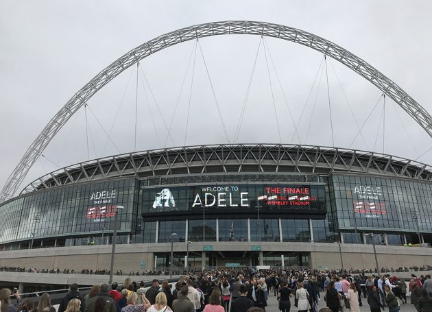 Wembley Stadium Touts A Record-Breaking Summer Concert Season