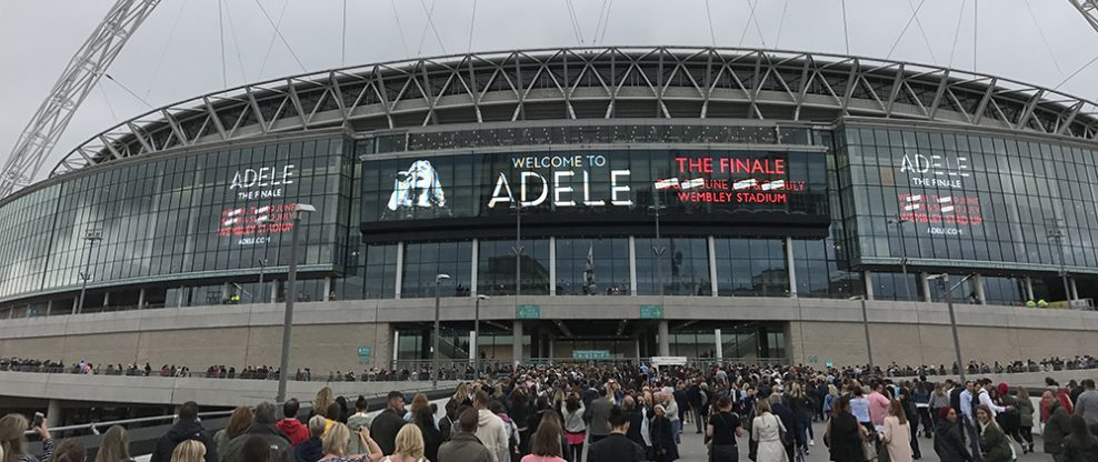 NFL's Eagles To Play Wembley; Onsale Apparently Crashes