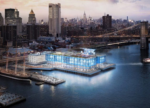Seaport District Unveils Full Artist Lineup For Inaugural Pier 17 Rooftop Concert Series