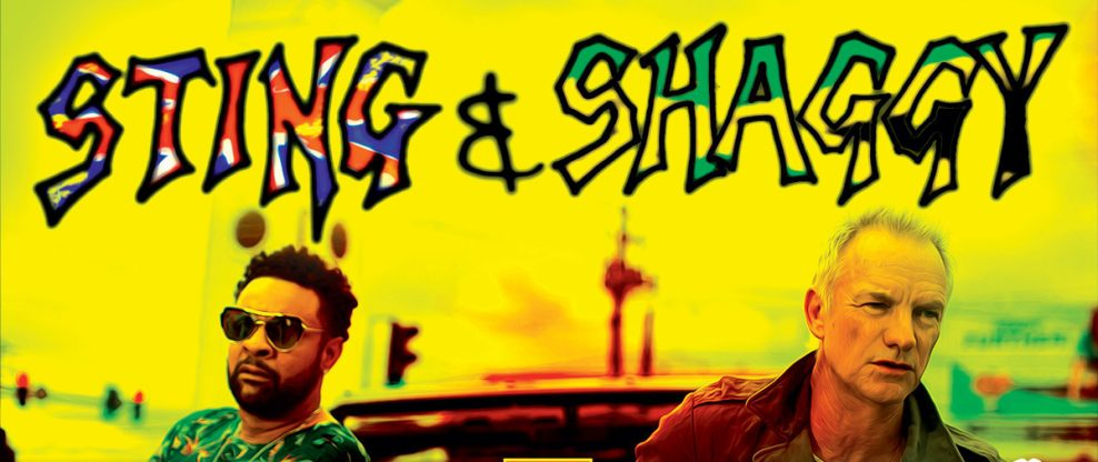 Sting & Shaggy To Bring Their 44/876 Tour To North America This Fall