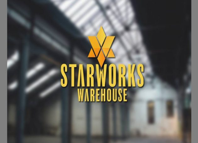 Fire Hits Starworks Warehouse In Wolverhampton