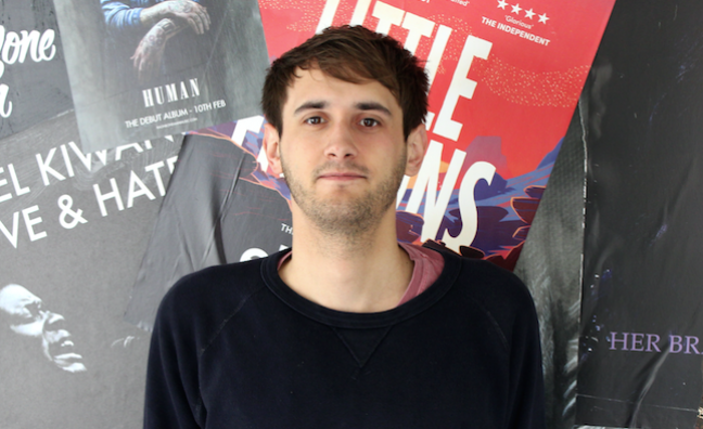 Warner/Chappell Names Tom Coulson-Smith A&R Manager
