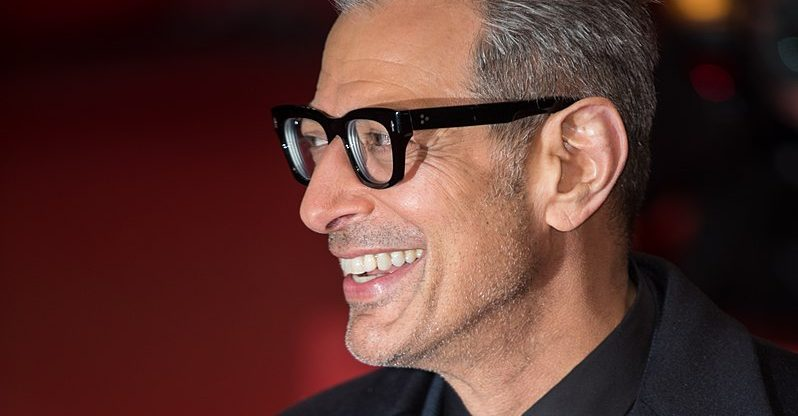 Decca Records Signs Jeff Goldblum