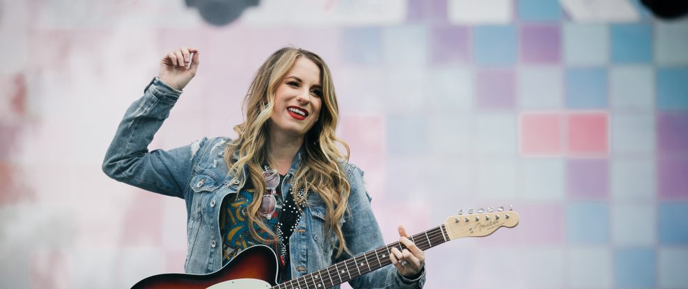 Quick Chat With Caitlyn Smith At BottleRock