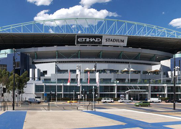 Melbourne's Etihad Stadium To Be Renamed Marvel Stadium Following Sponsorship From Walt Disney