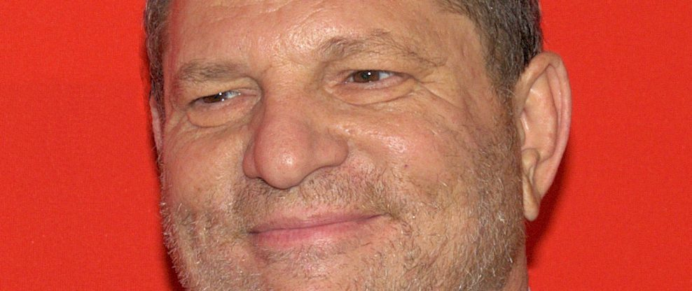 Harvey Weinstein Indicted