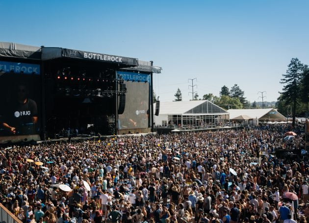 BottleRock: New Grass, Donuts And A Superstar Named Tank