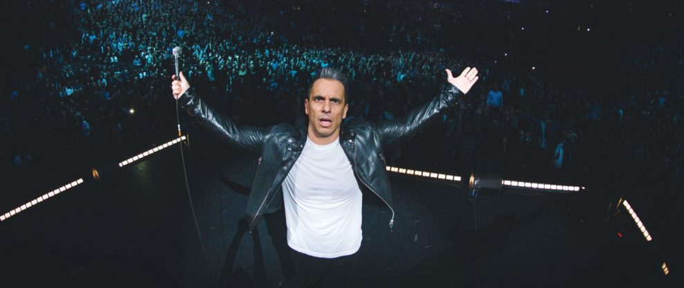Sebastian Maniscalco Stays Hungry Well Into The Fall