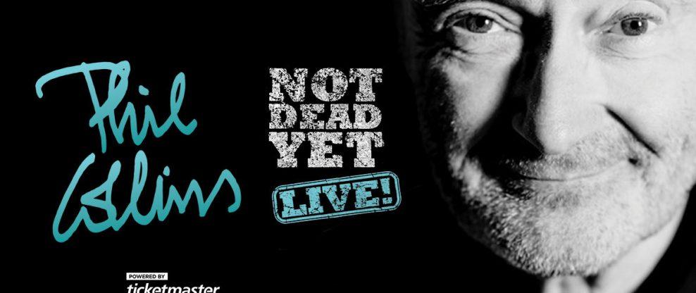 Phil Collins Announces North American Tour