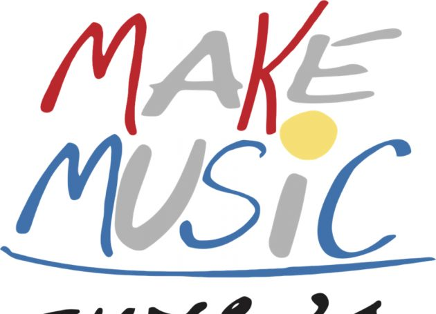 NAMM's Museum of Making Music Serves Up World's Longest String Instrument In Celebration Of Make Music Day