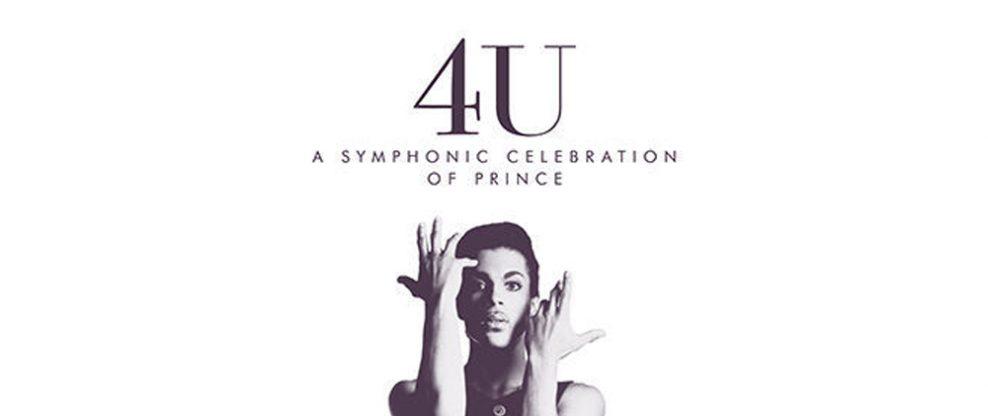 "Live Nation Urban & TCG Entertainment Announce ""4U: A Symphonic Celebration of Prince"" European Tour Dates"