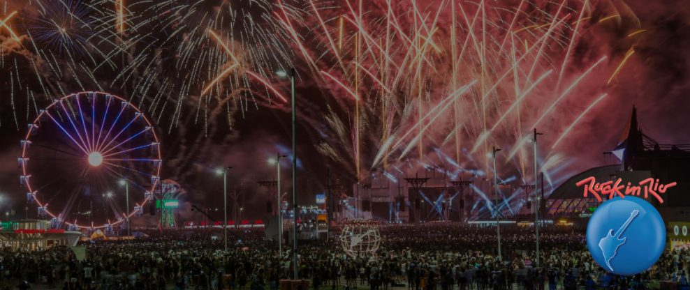 Live Nation Buys Rock In Rio
