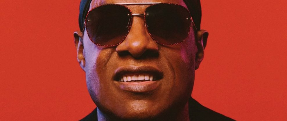 Stevie Wonder Announces Annual Benefit Concert Will Raise Money For California Fire Victims