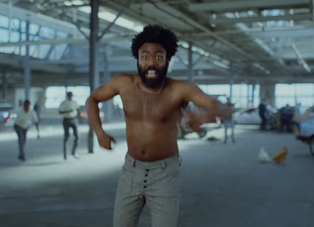 Childish Gambino Serves Up Some Controversy