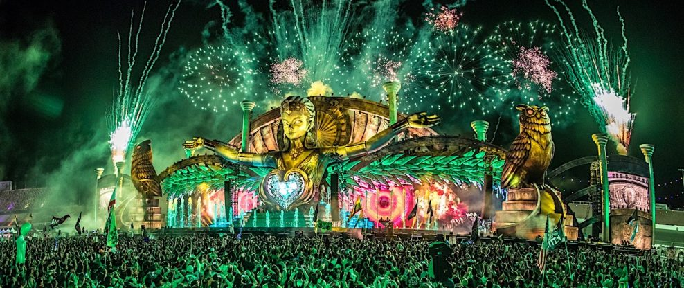 Electric Daisy Carnival Is A Success (With 92 Arrests)