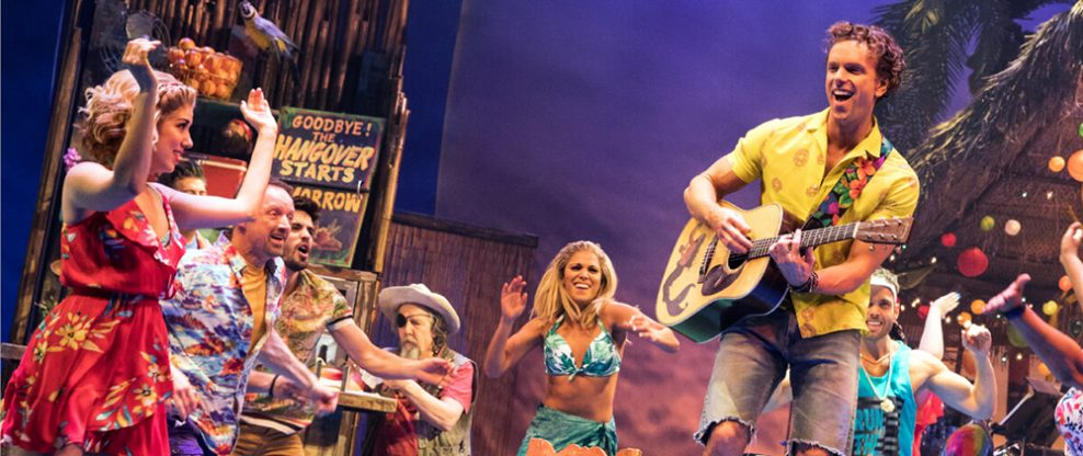 Jimmy Buffett Musical To Tour After Short Run On Broadway