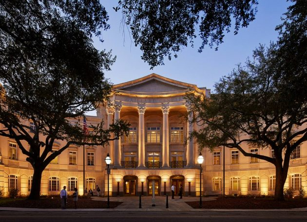 NS2 Lands Exlcusive Booking Agreement For Charleston Gaillard Center