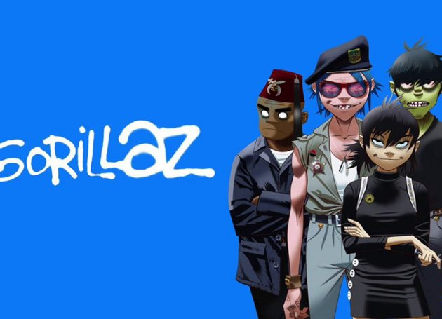 Damon Albarn Nearly Lost The Masters For The Gorillaz New Album