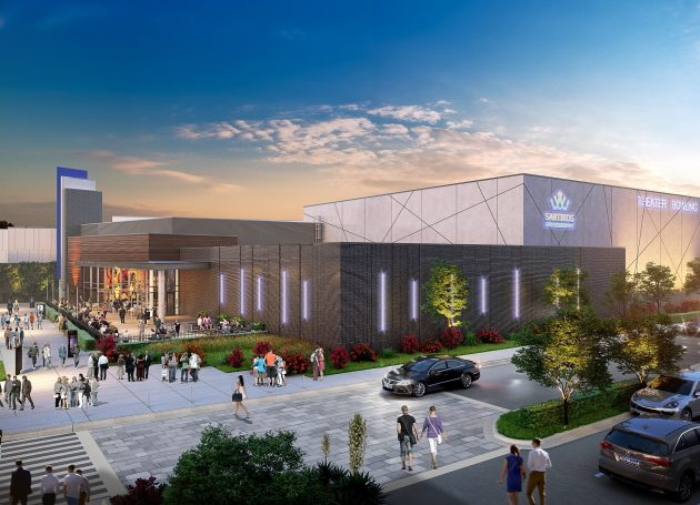 San Antonio Entertainment Complex Breaks Ground