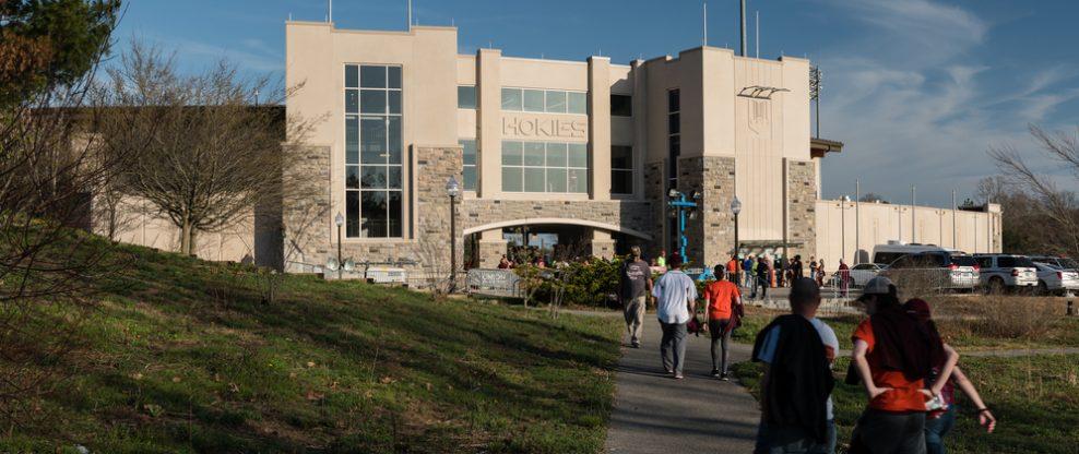 Virginia Tech Debuts Baseball Stadium Redesign